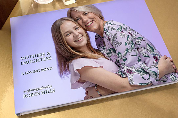 Mothers and Daughters book by Robyn Hills
